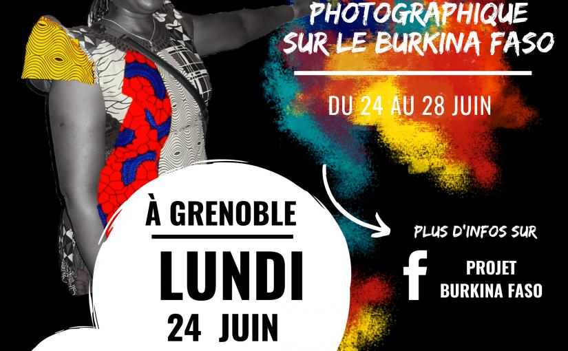 Exposition photographique Burkina Faso