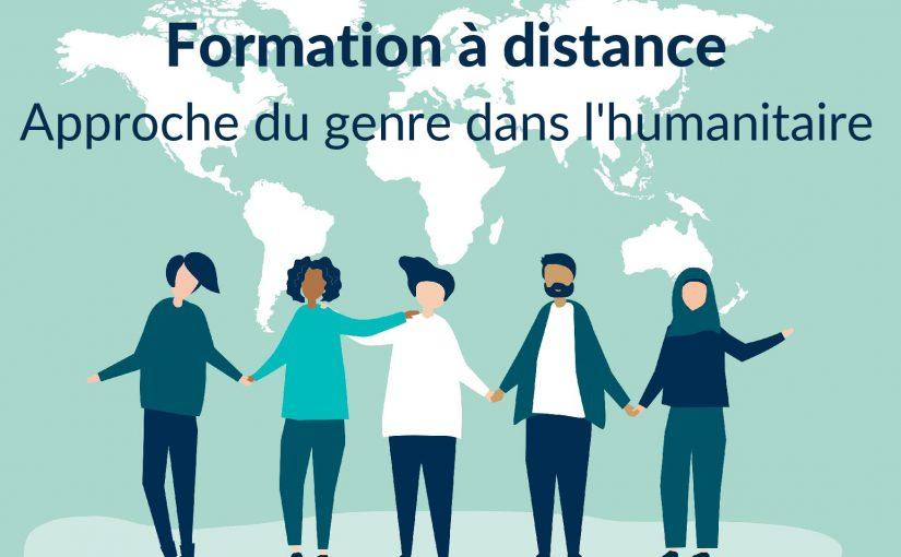 Formation à distance : Approche du genre dans l'humanitaire